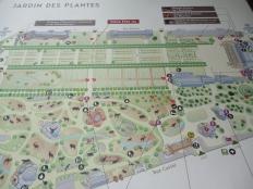 Voila! - Plan du Jardin des Plantes