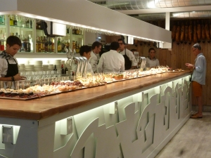 An array of delicious pintxos