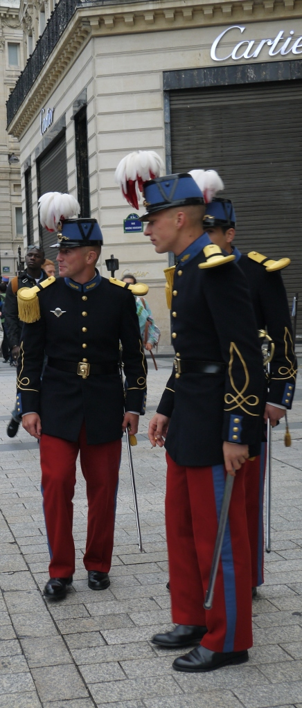 Dress uniform